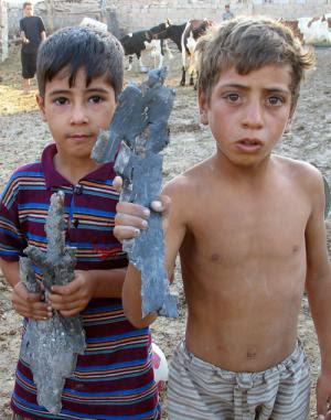 the growing number of depleted uranium munitions and its effects on the land of iraq Ban depleted uranium  its radioactive properties depleted uranium has a very high density  a/c1/63/l26 effects of the use of armaments and munitions containing.