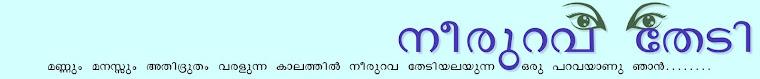 നീരുറവ തേടി