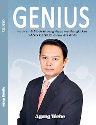 GENIUS - new book from agung webe