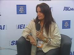 Entrevista na Olimpíada do Conhecimento