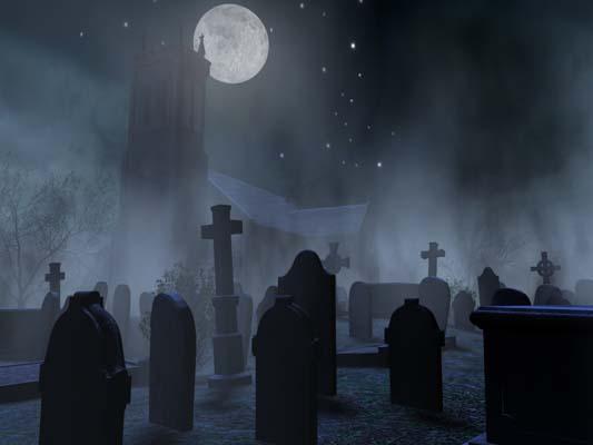 Graveyard Cementerio
