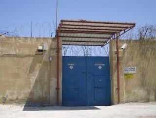 Ingresso Block Ten, prigione centrale di Nicosia
