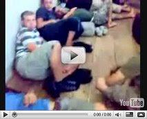 Video afgani detenuti nel porto di Patrasso