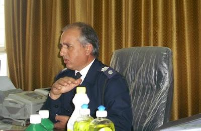Il direttore del campo di Zliten, Ahmed Salim