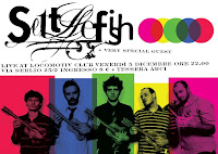 SETTLEFISH + REDWORMSFARM live @ LOCOMOTIV CLUB - Bologna