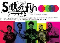 SETTLEFISH + REDWORMSFARM live @ LOCOMOTIV CLUB - Bologna