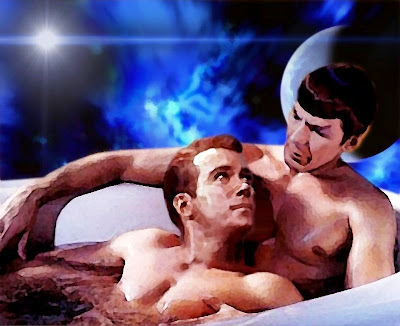 Kirk hearts Spock