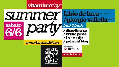 Vitaminic Days