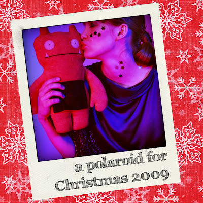 A polaroid for Christmas 2009