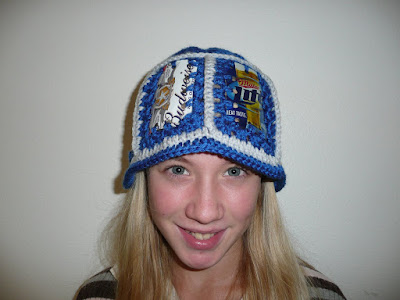 BEER BOX HAT PATTERN - Free Patterns