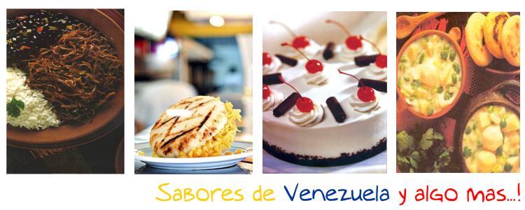 Sabores de Venezuela y algo mas...!