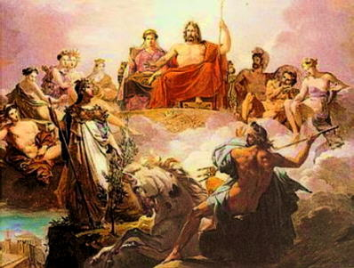 intervention of gods in iliad In the era of homer, divine intervention was thought to be typical, and one of his  foremost works, the iliad, reflects this nearly all of the greek.