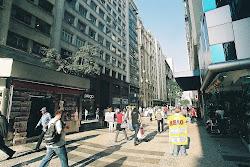 Rua Barão de Itapetininga- julho de 2010