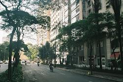 Rua São Luis- junho de 2010