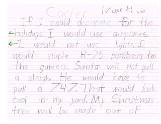 my dream of flight mustang carter s christmas essay priceless   his teacher asked the class to write an essay on how they would like their house decorated for christmas pretty straight forward question right