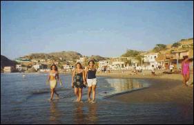 playa Yacila