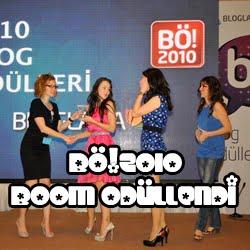 | STYLEBOOM BÖ!2010'DA 2.LİK ÖDÜLÜNÜN SAHİBİ! |