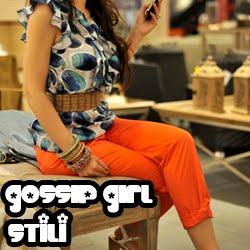 | GOSSIP GIRL STİLİ |
