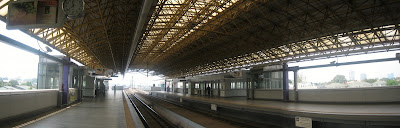 Manila's light rail transit