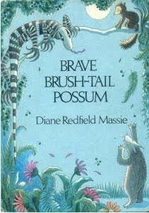 Brave Brush-Tail Possum