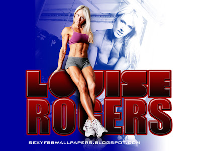 Louise Rogers 1024 by 768 wallpaper