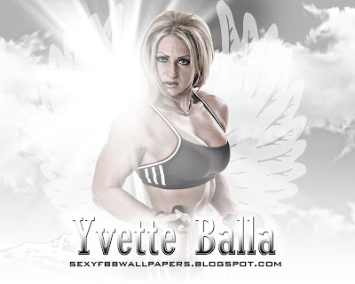 Yvette Balla 1280 by 1024 wallpaper
