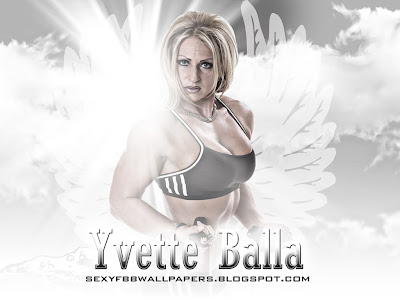 Yvette Balla 1024 by 768 wallpaper
