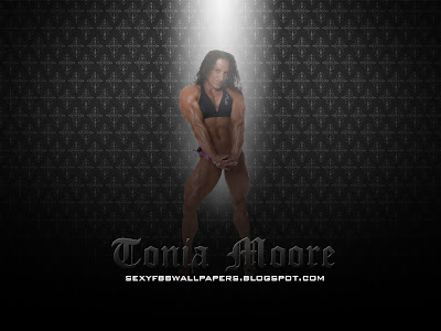 Tonia Moore 1024 by 768 wallpaper
