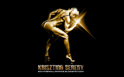 Krisztina Sereny 1440 by 900 wallpaper