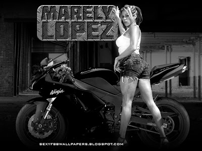 Marely Lopez 1024 by 768 wallpaper