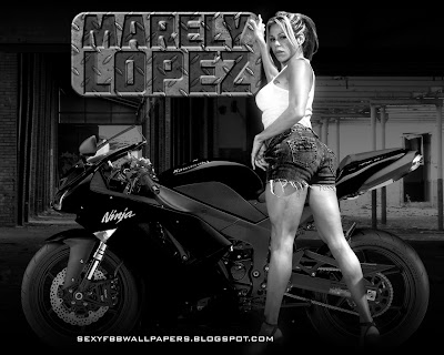 Marely Lopez 1280 by 1024 wallpaper