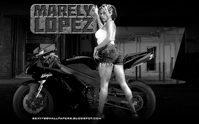 Marely Lopez 1680 by 1050 wallpaper