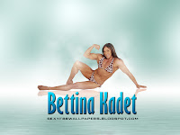 Bettina Kadet 1600 by 1200 wallpaper