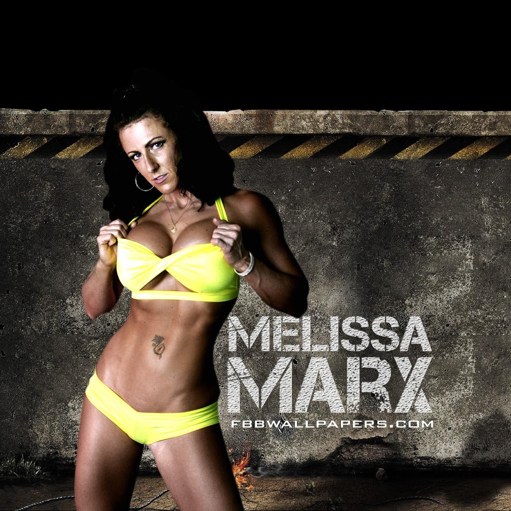NPC Bikini Competitor Melissa Marx