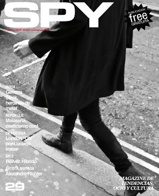 spy magazine portada 29