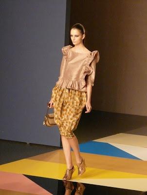 ailanto catwalk fashion show ss 2010