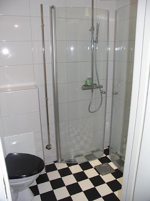 Gammaldags toalettstol