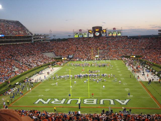 Hare Stadium in Auburn,
