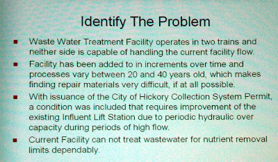 Identify The Problem http://thehickoryhound.blogspot.com/2010/06/newsletter-about-city-council-meeting.html
