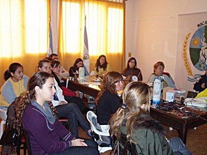 Concientización sobre discapacidad organizada por FADYM