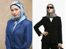 Fesyen tudung muslimah