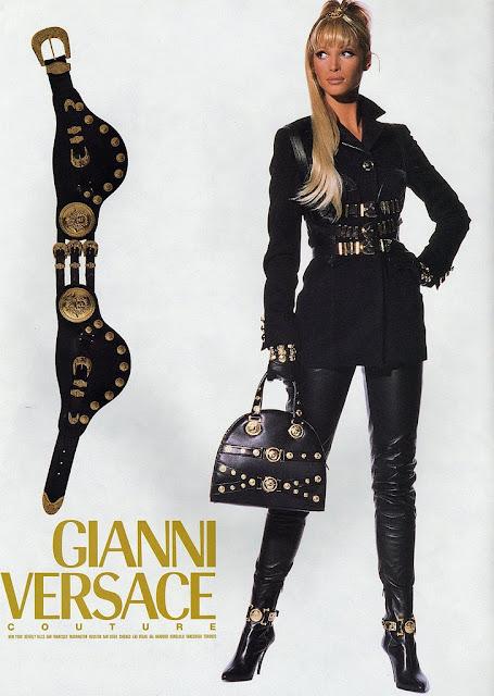 Black album gianni versace pret a porter e sera for Pret a porter uk