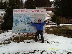 Puncak Kazakhstan