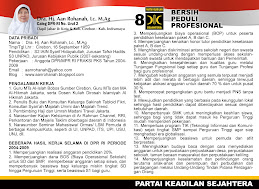Profil Dra. HJ. Aan Rohanah, Lc., M.Ag