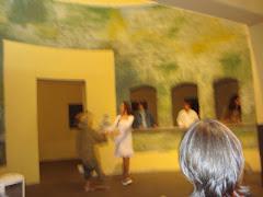 actuación del grupo ECA TEATRO, FABIAN PANDELO