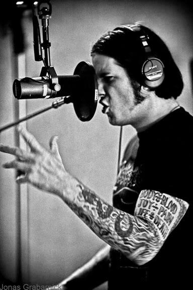 Phil anselmo tattoos fischer buzz for Phil anselmo tattoos