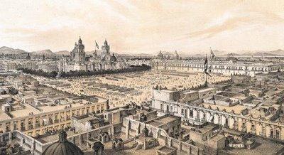Historia de m xico arquitectura en la historia de m xico Romanticismo arquitectura