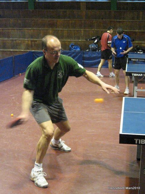 Tennis de table interclubs de l 39 albanais stage tennis - Stage tennis de table hennebont ...