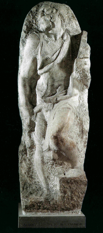 an analysis of the david a sculpture by michelangelo Pietà is one of michelangelo's most notable works, perhaps his most famous sculpture in competition with david, and is often regarded as the greatest sculpture ever created.