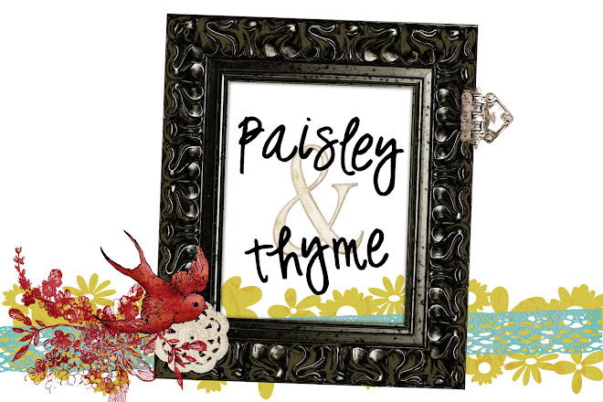 Paisley & Thyme
